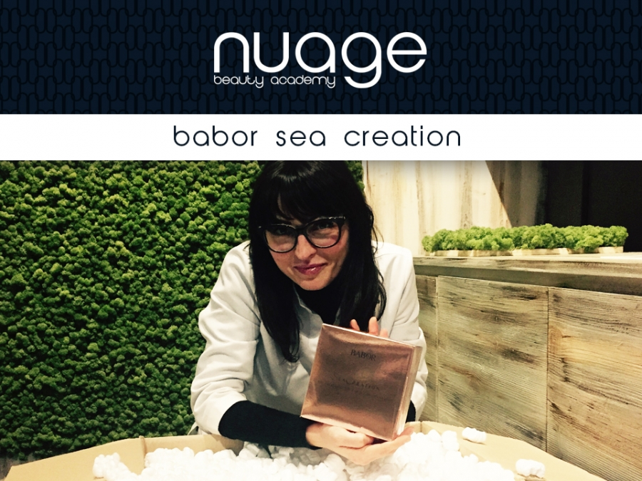 BABOR SEA CREATION: Timeless Beauty. Absolute Exclusivity.